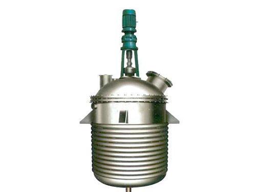 外盘管反应釜